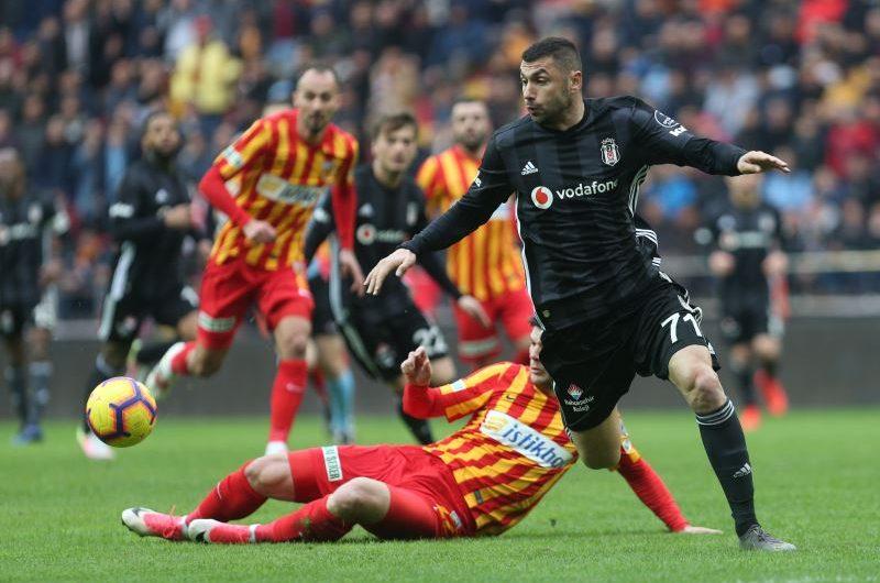 Soi kèo Antalyaspor vs Besiktas lúc 22h59 ngày 3/2/2021