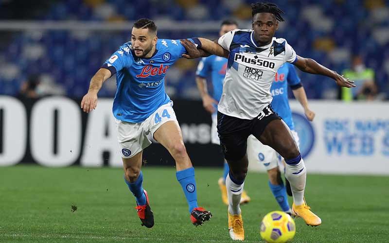 Soi kèo Atalanta vs Napoli lúc 0h00 ngày 22/2/2021
