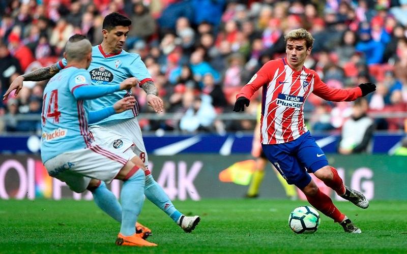 Soi kèo Atletico Madrid vs Celta Vigo, 03h00 ngày 9/2/2021