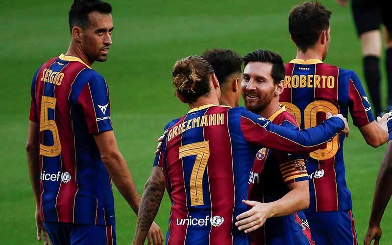 Soi kèo Barcelona vs Elche lúc 1h00 ngày 25/2/2021