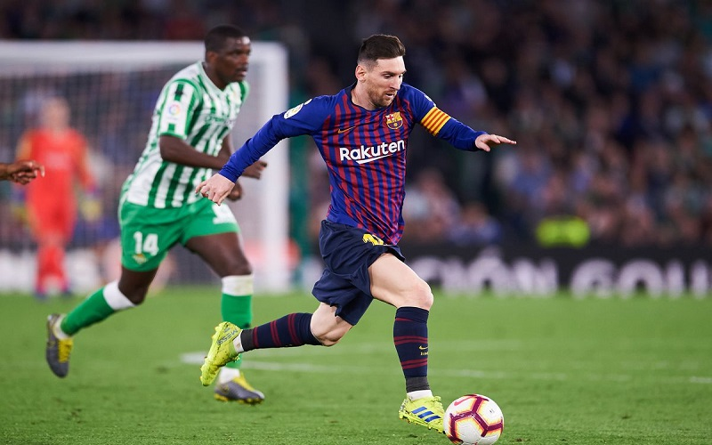 Soi kèo Betis vs Barcelona lúc 03h00 ngày 8/2/2021