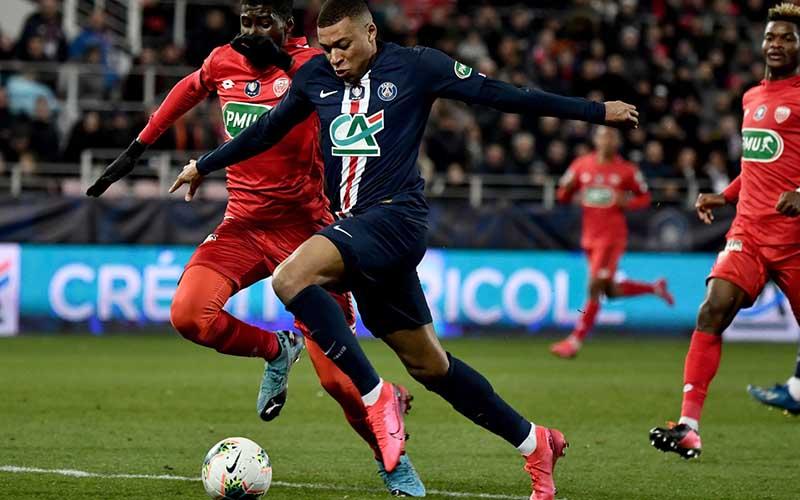 Soi kèo Dijon vs PSG lúc 23h00 ngày 27/2/2021