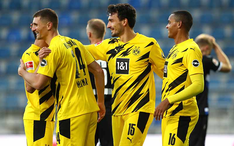 Soi kèo Dortmund vs Bielefeld lúc 21h30 ngày 27/2/2021