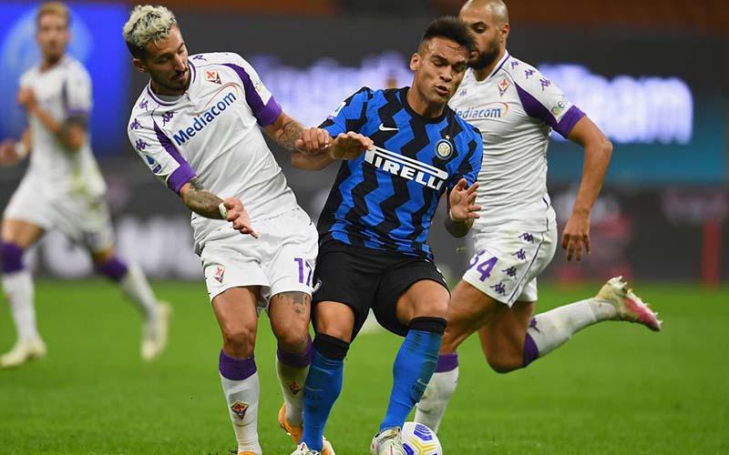 Soi kèo Fiorentina vs Inter lúc 2h45 ngày 6/2/2021