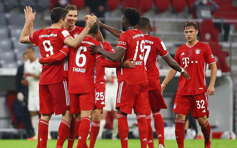 Soi kèo Frankfurt vs Bayern lúc 21h30 ngày 20/2/2021