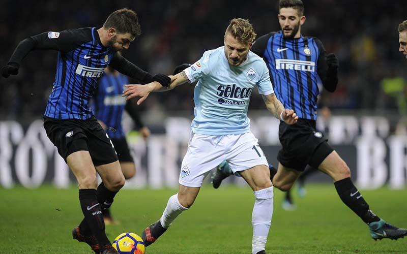 Soi kèo Inter vs Lazio lúc 2h45 ngày 15/2/2021