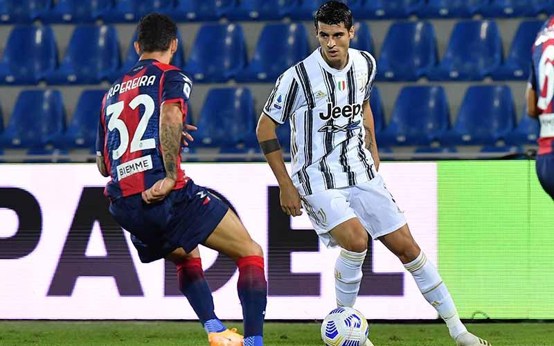 Soi kèo Juventus vs Crotone lúc 2h45 ngày 23/2/2021