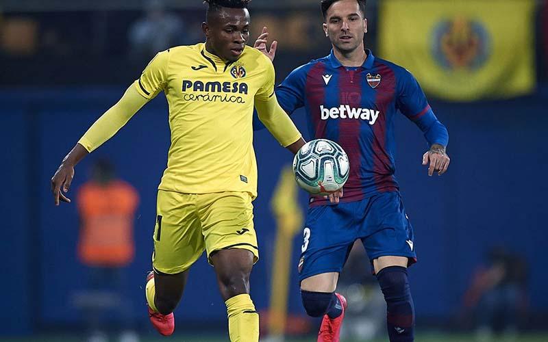 Soi kèo Levante vs Villarreal lúc 1h00 ngày 4/2/2021