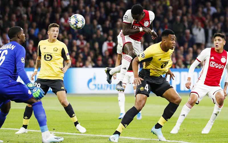 Soi kèo Lille vs Ajax lúc 3h00 ngày 19/2/2021