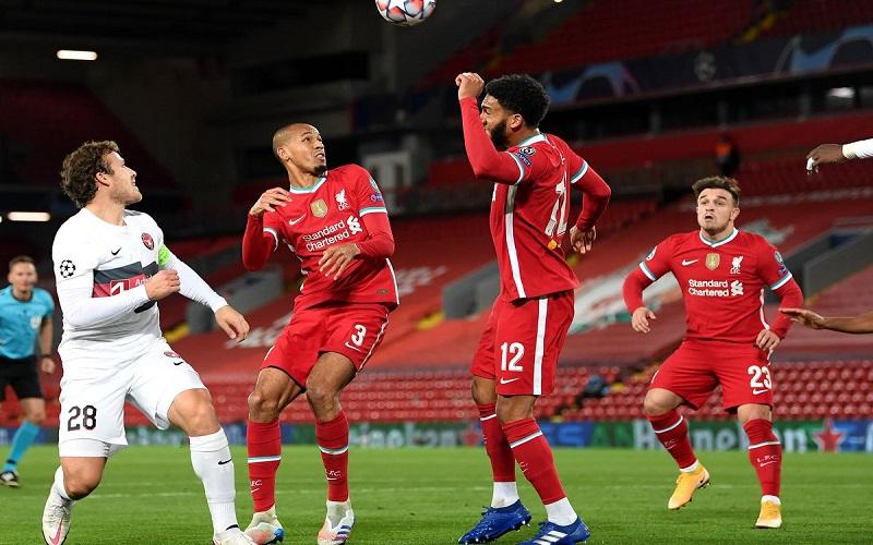 Soi kèo Leipzig vs Liverpool lúc 03h00 ngày 17/2021