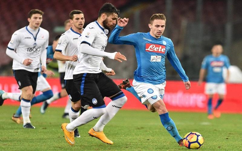 Soi kèo Napoli vs Atalanta lúc 02h45 ngày 4/2/2021