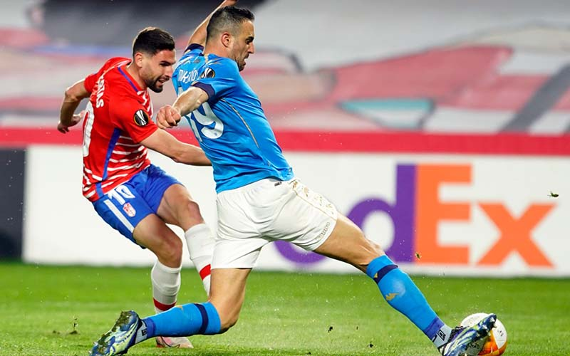 Soi kèo Napoli vs Granada lúc 0h55 ngày 26/2/2021