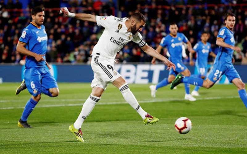 Soi kèo Real Madrid vs Getafe lúc 3h00 ngày 10/2/2021