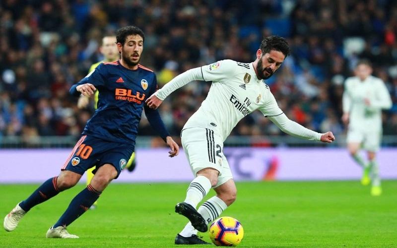 Soi kèo Real Madrid vs Valencia lúc 22h15 ngày 14/2/2021
