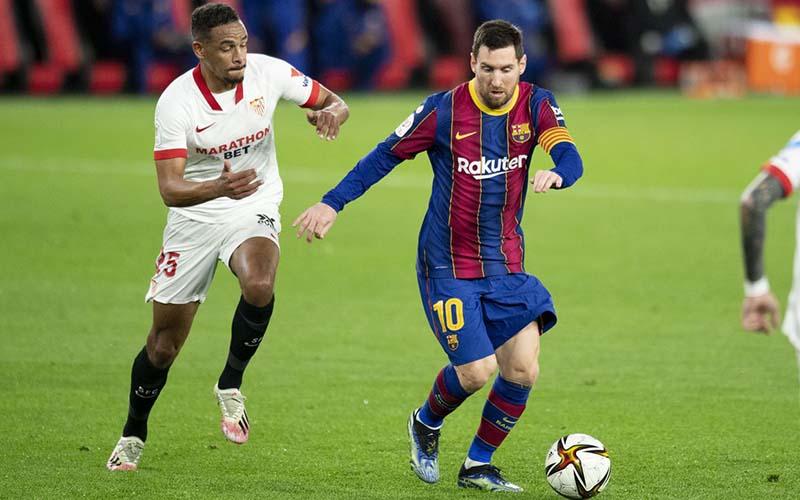 Soi kèo Sevilla vs Barcelona lúc 22h15 ngày 27/2/2021