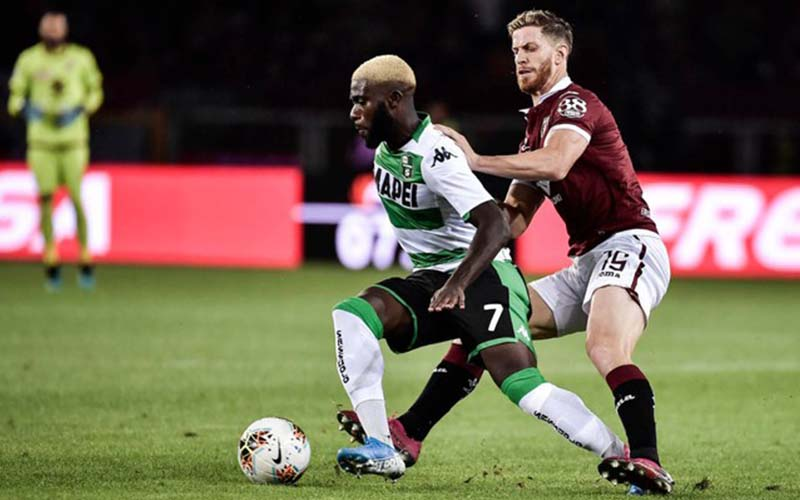 Soi kèo Torino vs Sassuolo lúc 2h45 ngày 27/2/2021