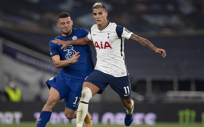 Soi kèo Tottenham vs Chelsea lúc 3h00 ngày 5/2/2021