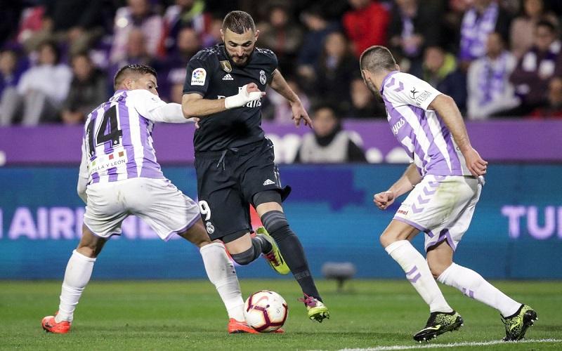 Soi kèo Valladolid vs Real Madrid lúc 03h00 ngày 21/2/2021