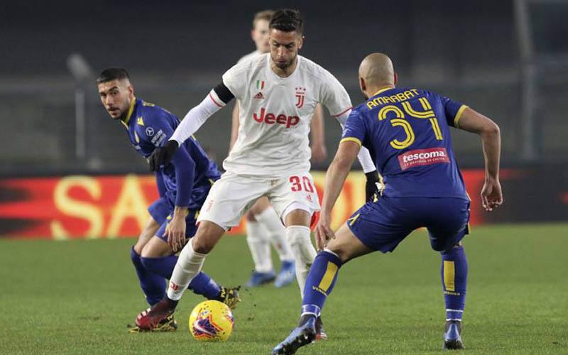 Soi kèo Verona vs Juventus lúc 2h45 ngày 28/2/2021