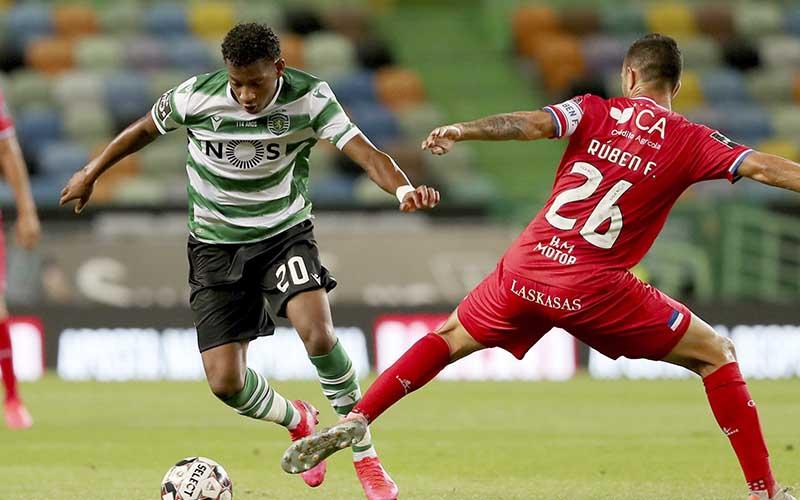 Soi kèo Vicente vs Sporting Lisbon lúc 4h00 ngày 10/2/2021