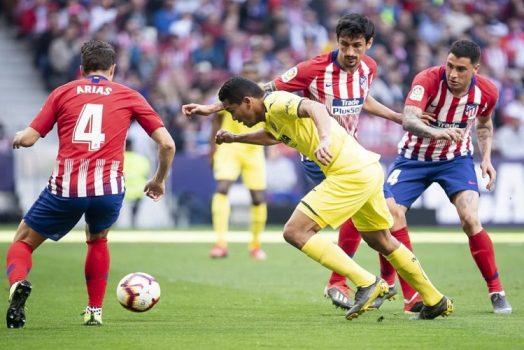 Soi kèo Villarreal vs Atletico Madrid lúc 03h00 ngày 1/3/2021