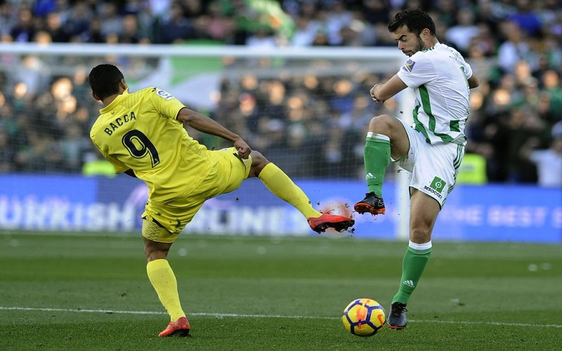 Soi kèo Villarreal vs Betis lúc 03h00 ngày 15/2/2021
