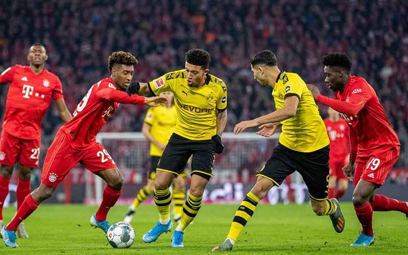 Soi kèo Bayern vs Dortmund lúc 0h30 ngày 7/3/2021