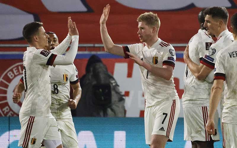 Soi kèo Bỉ vs Belarus lúc 1h45 ngày 31/3/2021