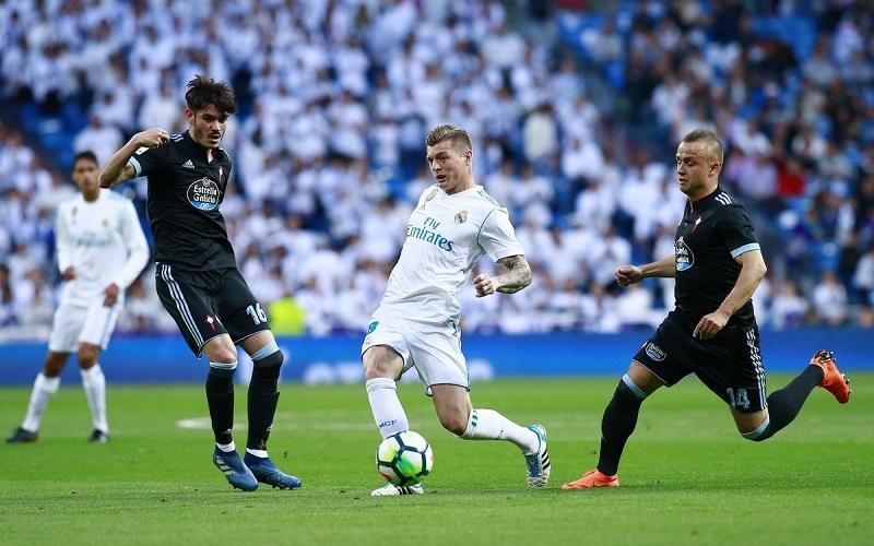Soi kèo Cetta Vigo vs Real Madrid lúc 22h15 ngày 20/3/2021