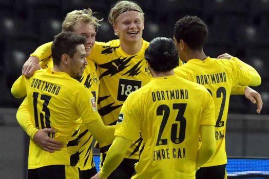 Soi kèo Dortmund vs Frankfurt lúc 20h30 ngày 3/4/2021