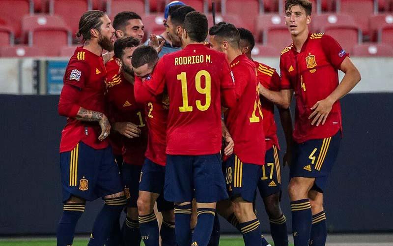Soi kèo Georgia vs Tây Ban Nha lúc 23h00 ngày 28/3/2021