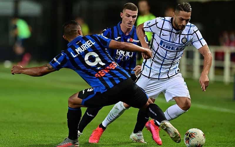 Soi kèo Inter vs Atalanta lúc 2h45 ngày 9/3/2021