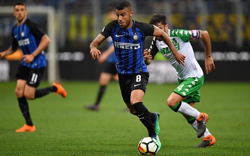 Soi kèo Inter vs Sassuolo lúc 2h45 ngày 21/3/2021