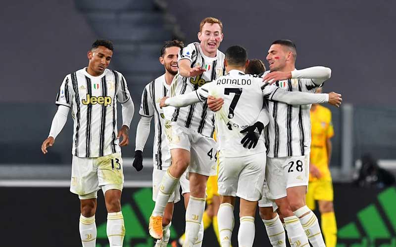 Soi kèo Juventus vs Benevento lúc 21h00 ngày 21/3/2021