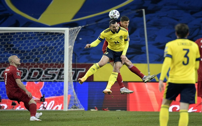 Soi kèo Kosovo vs Thụy Điển lúc 01h45 ngày 29/3/2021