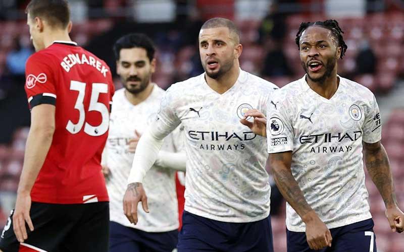 Soi kèo Man City vs Southampton lúc 1h00 ngày 11/3/2021