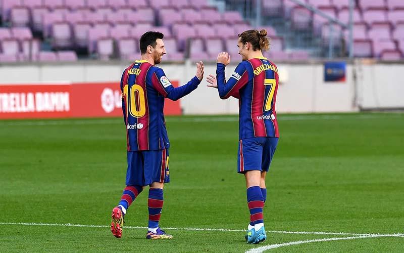 Soi kèo Osasuna vs Barcelona lúc 3h00 ngày 7/3/2021