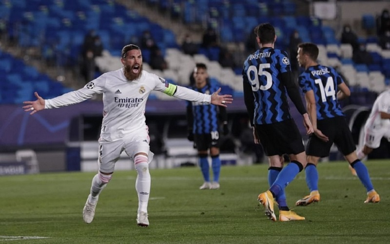 Soi kèo Real Madrid vs Atalanta lúc 03h00 ngày 17/3/2021