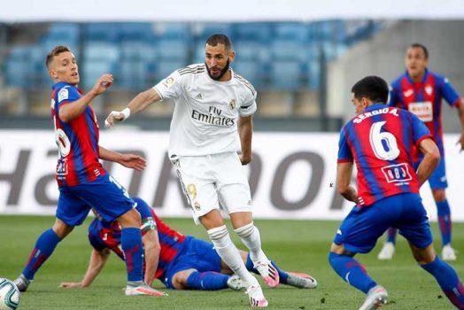 Soi kèo Real Madrid vs Eibar lúc 21h15 ngày 3/4/2021