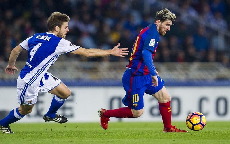 Soi kèo Sociedad vs Barcelona lúc 03h00 ngày 22/3/2021