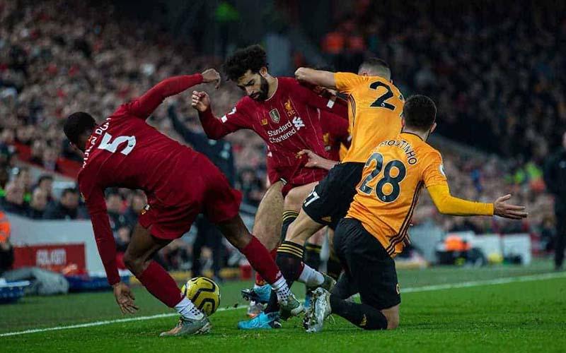 Soi kèo Wolves vs Liverpool lúc 3h00 ngày 16/3/2021
