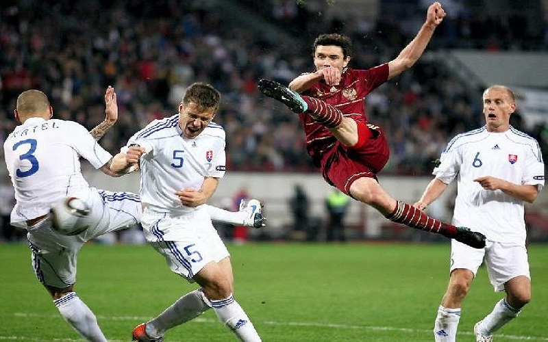 Soi kèo, nhận định Slovakia vs Nga, 01h45 ngày 31/3/2021