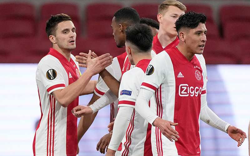 Soi kèo Ajax vs Roma lúc 2h00 ngày 9/4/2021
