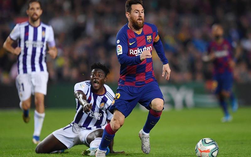 Soi kèo Barcelona vs Valladolid lúc 2h00 ngày 6/4/2021