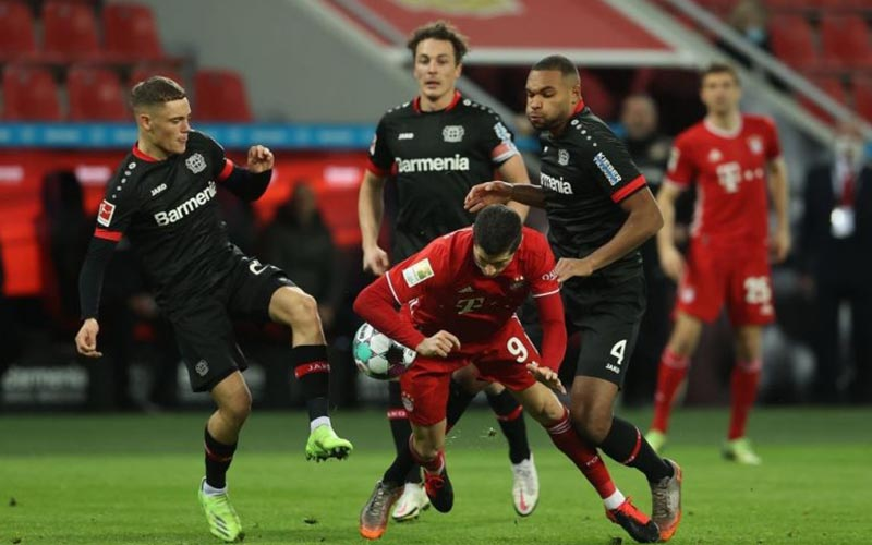 Soi kèo Bayern vs Leverkusen lúc 1h30 ngày 21/4/2021