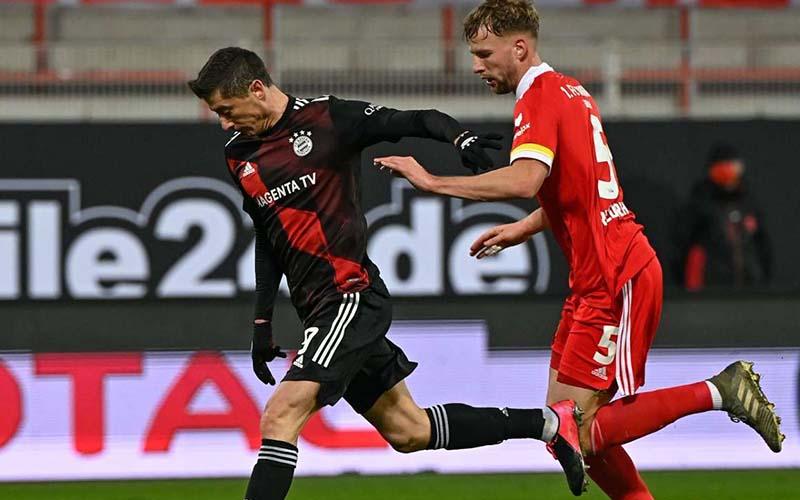 Soi kèo Bayern vs Union Berlin lúc 20h30 ngày 10/4/2021