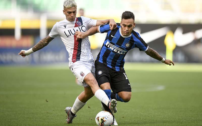Soi kèo Bologna vs Inter lúc 1h45 ngày 4/4/2021
