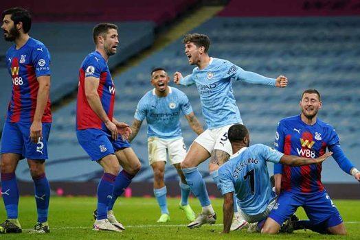 Soi kèo Crystal Palace vs Man City lúc 18h30 ngày 1/5/2021