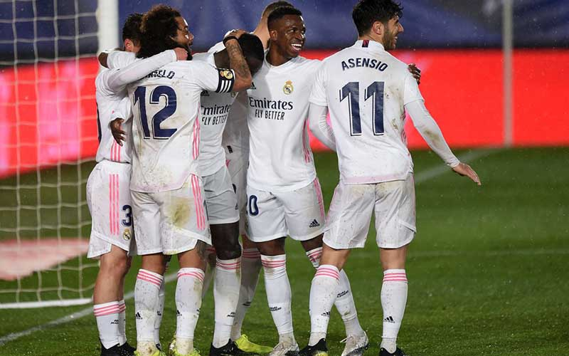 Soi kèo Getafe vs Real Madrid lúc 2h00 ngày 19/4/2021