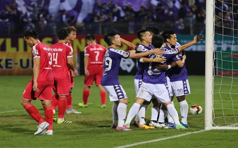 Soi kèo Hà Nội vs Viettel lúc 19h15 ngày 7/4/2021